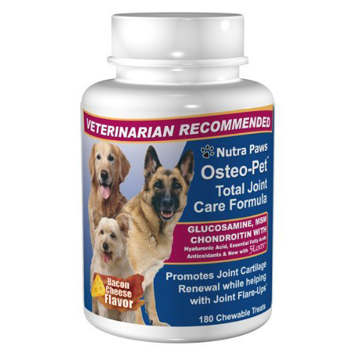 Glucosamine for dogs Osteo Pet Total Joint Care for Dogs