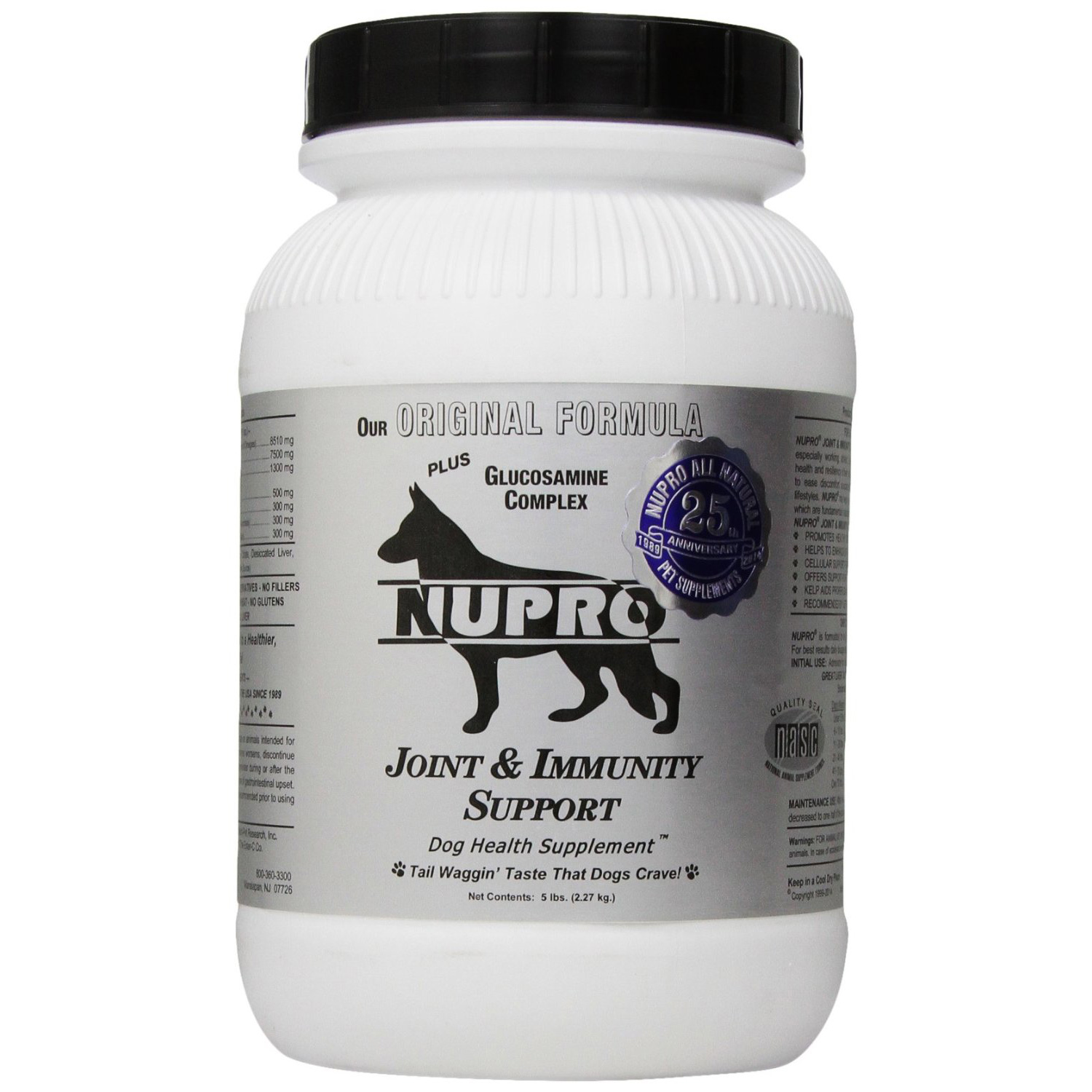 Nutri Pet Nupro Joint and Immunity Support for Dogs