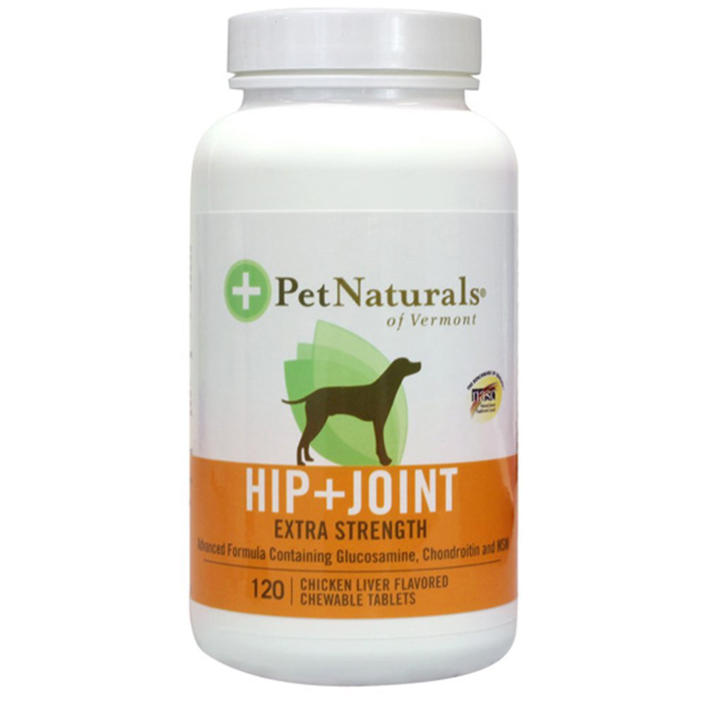 Pet Naturals Hip Joint Tablets