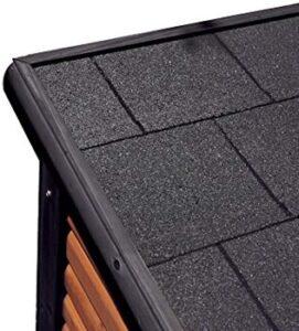 Petmate-Precision-Extreme-Outback-Log-Cabin-asphalt-roof