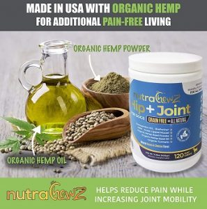 NUTRACHEWZ-grain-free-hip-joint-supplement-for-dogs-with-organic-hemp-oil-powder